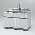 Laboratory Bench with Sink